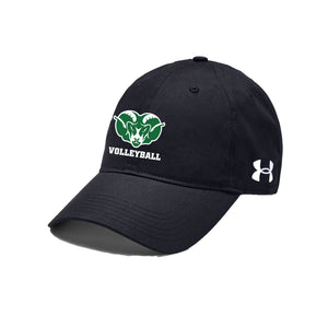 Badin Boys Volleyball 2021 - UA Chino Adjustable Cap (Black)