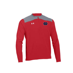 Ohio Nationals - UA M's Triumph Cage Jacket LS (Red)