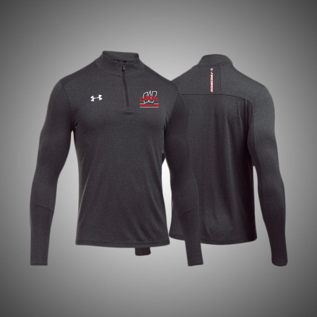 LW Wrestling UA Locker 1/4 Zip