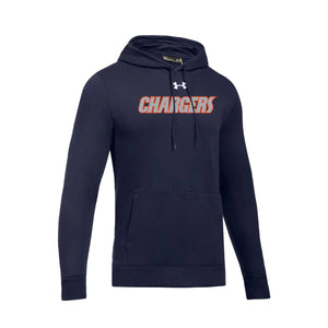 Brokerage Chargers 2020 - UA Hustle Fleece Hoody (Midnight Navy)