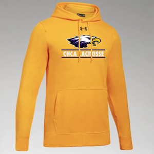 CHCA Lacrosse -  UA Hustle Fleece Hoody (5 Colors)
