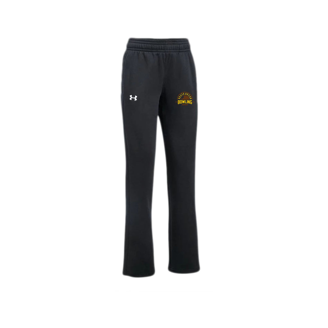 Roger Bacon Bowling UA W's Hustle Fleece Pant