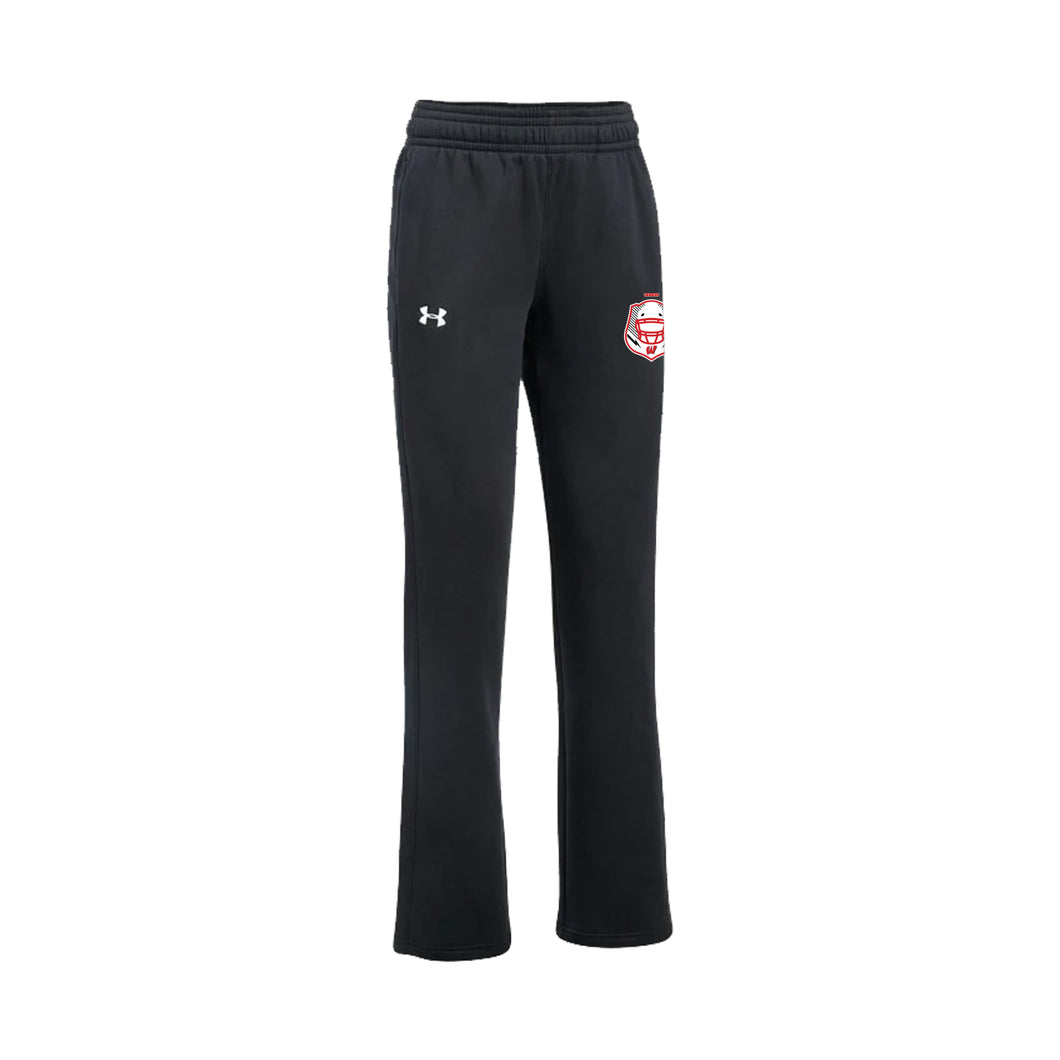 Lakota West Football - UA Womens Hustle Fleece Pant