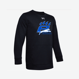 Hilliard-Bradley Lacrosse - UA Hustle Fleece Crew