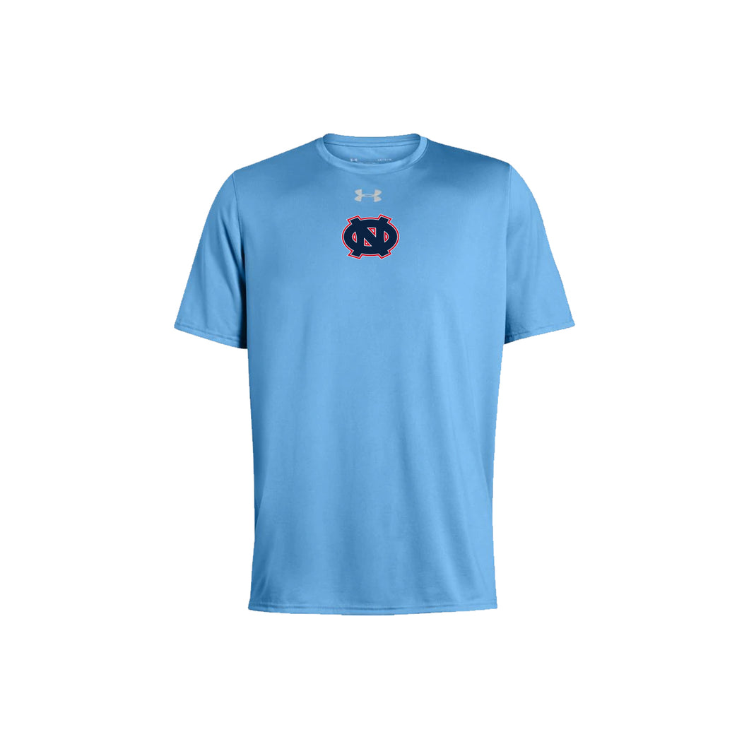 Ohio Nationals - UA Youth Locker Tee SS (Carolina Blue)