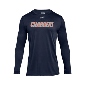 Brokerage Chargers 2020 - UA Locker Long Sleeve (Midnight Navy)