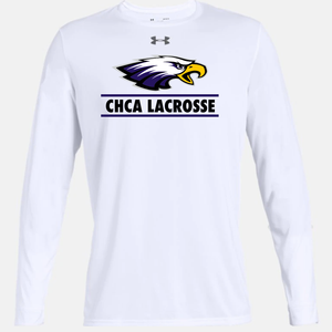 CHCA Lacrosse - UA Locker Tee 2.0 LS (4 Colors)