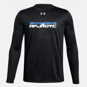 Fairborn AFJROTC - Youth UA Locker Tee LS (3 Colors)