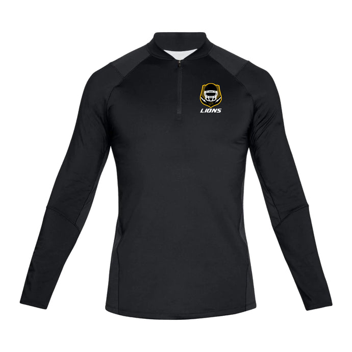 Salem Lions Football - UA MK1 1/4 Zip (Black)