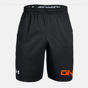 One Nation UA Pocketed Raid Short