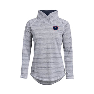 Ohio Nationals - UA W's Zinger Pullover (Midnight Navy)