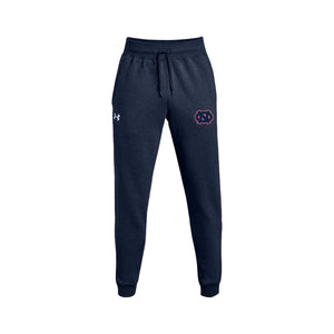 Ohio Nationals - UA M's Hustle Fleece Jogger (Midnight Navy)