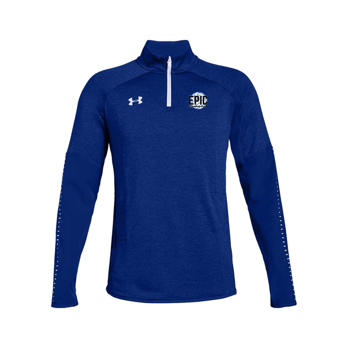 Epic Volleyball Club - UA Men's Qualifier HYB 1/4 Zip (Royal)
