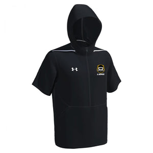 Salem Lions Football - UA EVO SS Cage Jacket (Black)