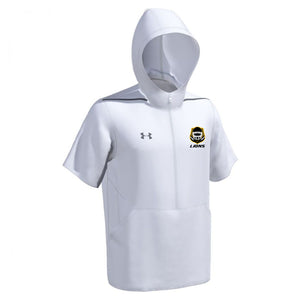 Salem Lions Football - UA EVO SS Cage Jacket (White)