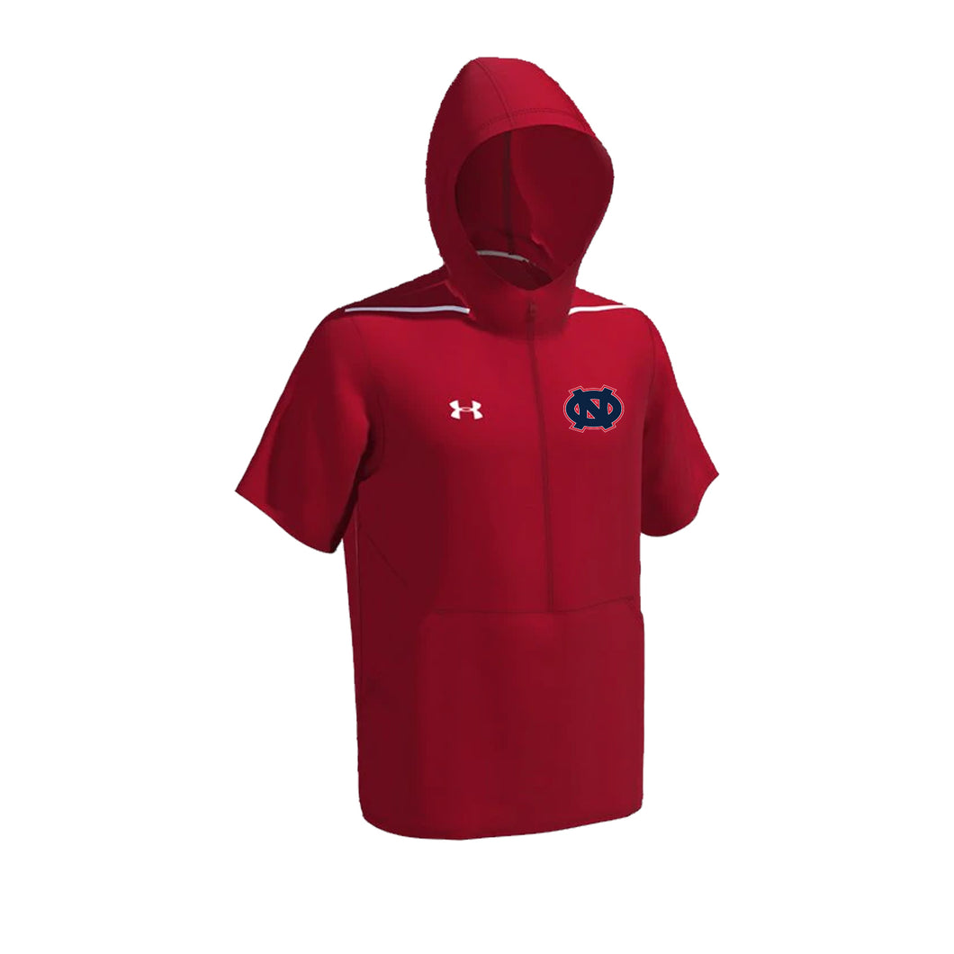 Ohio Nationals - UA M's EVO SS Cage Jacket (Red)