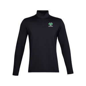 Badin Boys Volleyball 2021 - UA Lightweight 1/4 Zip (Black)