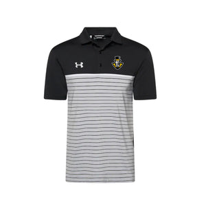 Oyler Sideline UA Stripe Mix-Up Polo