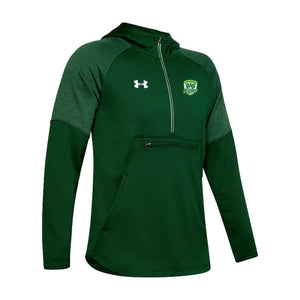 Badin Cross Country 2020 UA  Qualfier Fleece Anrk - Forest Green