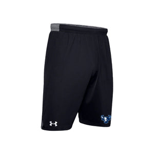 Durham Bulls - UA Locker Short (Black)