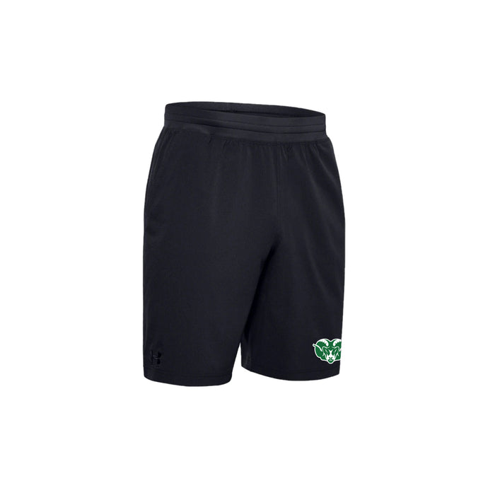 Badin Cross Country 2020 UA Vented Motivate Short - Black