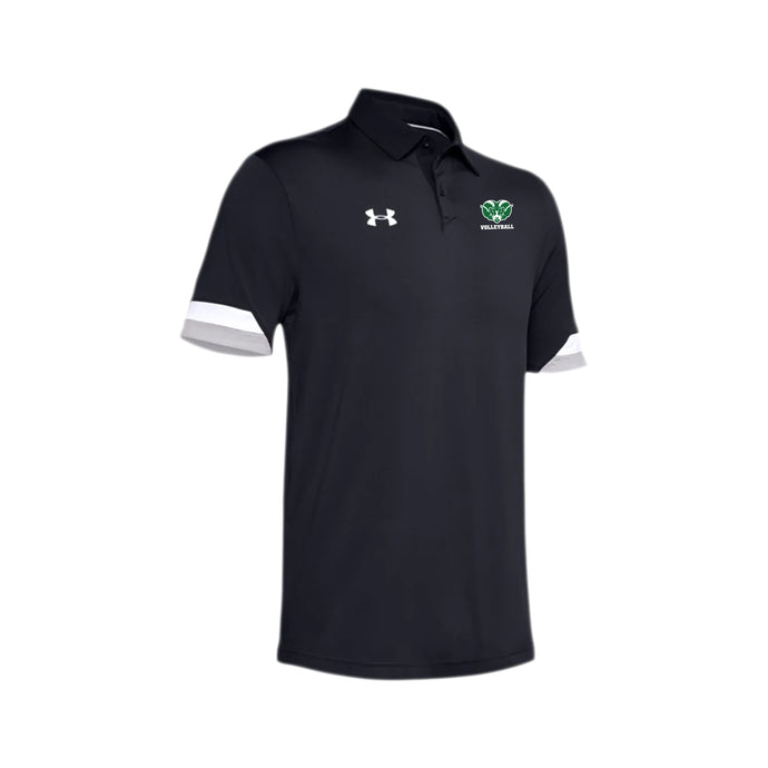 Badin Boys Volleyball 2021 - UA Trophy Polo (Black)