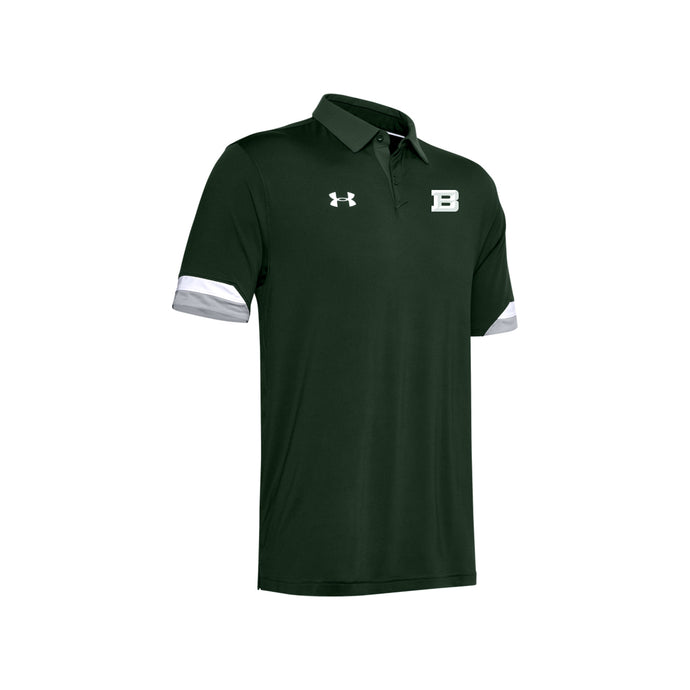 Badin Winter 2020 - UA Trophy Polo (Forest Green)