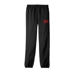 Lakota West Athletics Heavy Blend Sweatpant (Black)