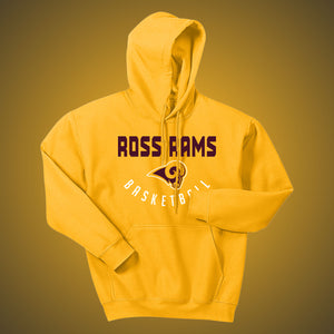 Ross Basketball Ross Rams Hoodie