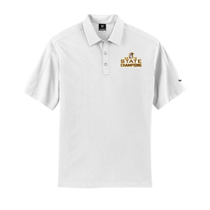 Roger Bacon State Champs - Nike Tech Sport Dri-FIT Polo