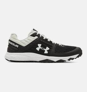 UA Yard Trainer - Black/White