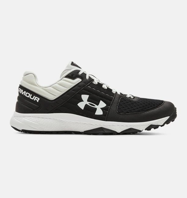 UA Yard Trainer - Black/White - Wide