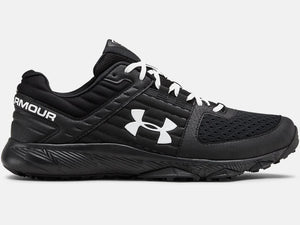 UA Yard Trainer - Black/Black