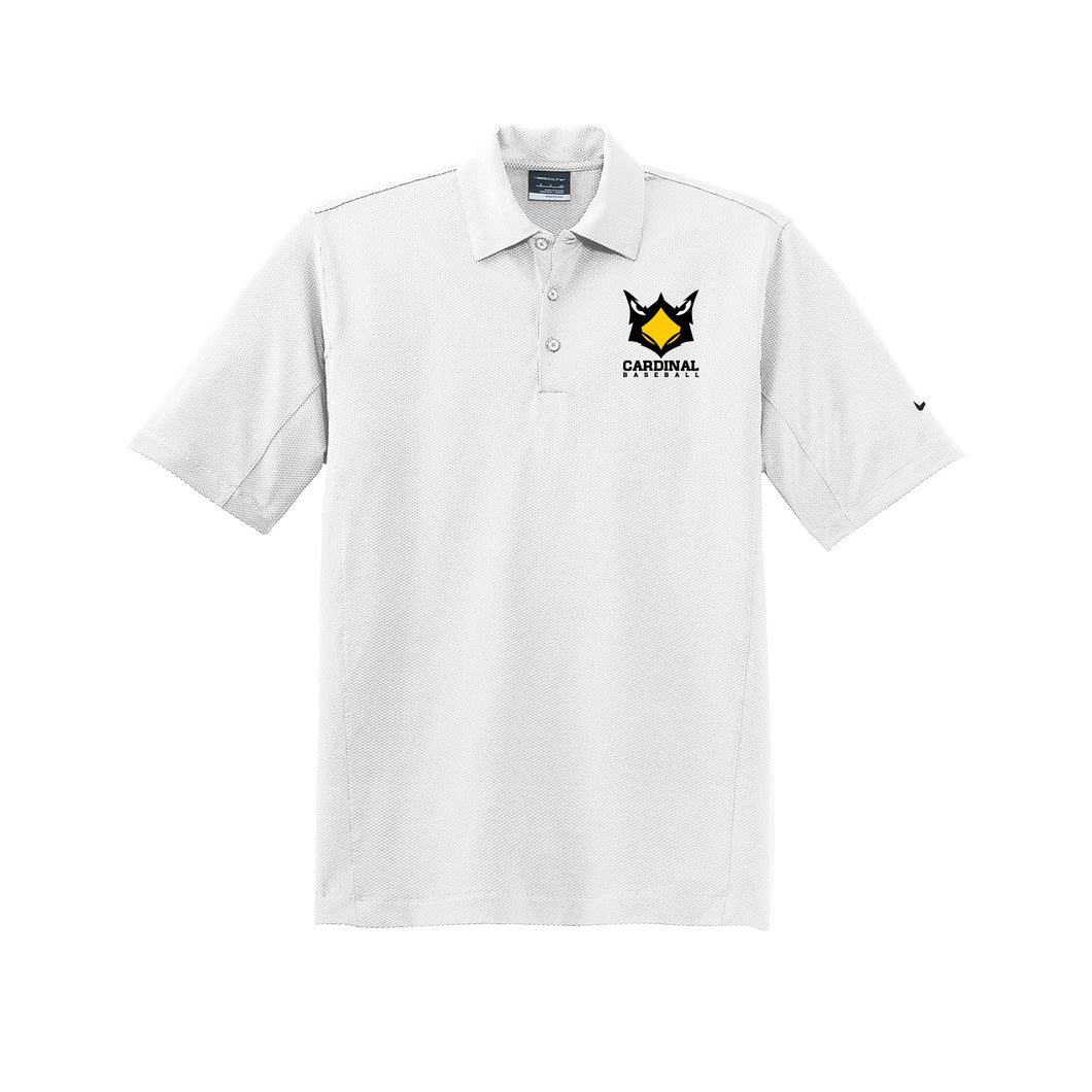 Cards Baseball Nike Sphere Dry Diamond Polo