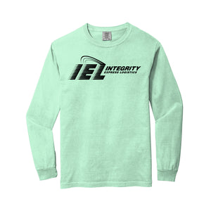 IEL - Comfort Colors Heavyweight Ring Spun LS Tee (Island Reef)