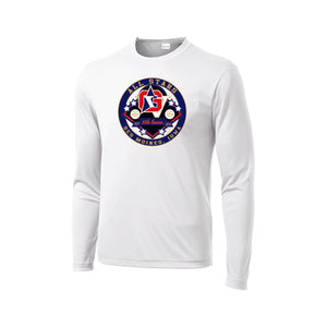 Grandview Little League 60th Ann. Dri Fit LS Tee