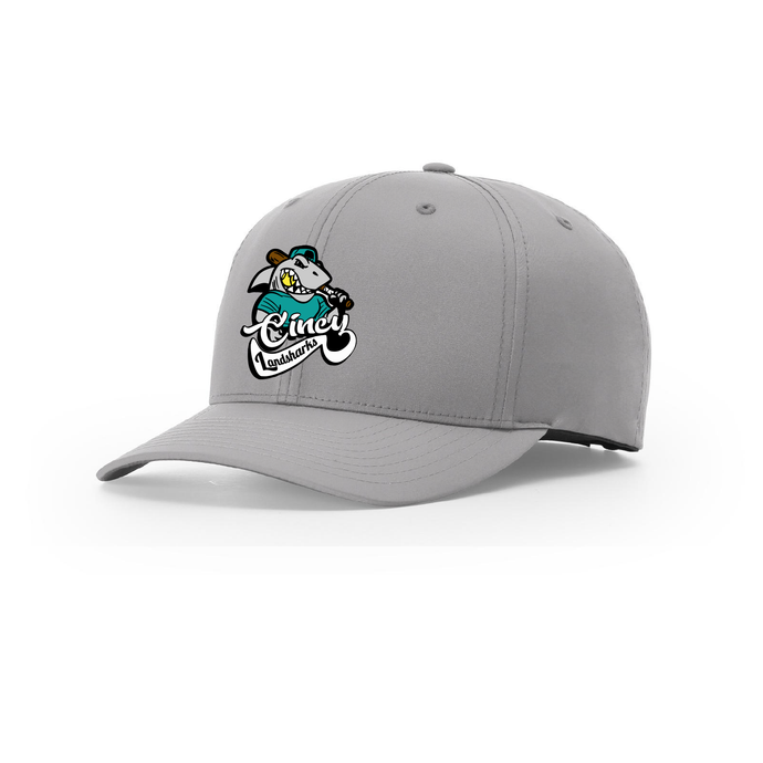 Cincy Landsharks - Richardson Lite R-Flex Adjustable Cap (2 Colors)