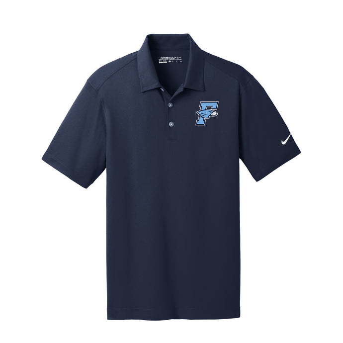 Fairborn Athletics - Nike Dri-Fit Vertical Mesh Polo (Marine)