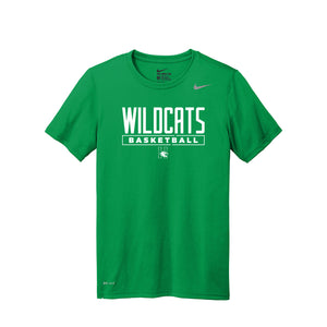 Harrison Girls Basketball 2020 - Nike Legend Tee (Apple Green)