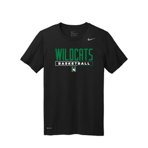Harrison Girls Basketball 2020 - Nike Legend Tee (Black)