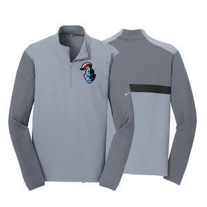 Kings Youth Baseball - Nike Dri-FIT 1/2 Zip Cover-Up