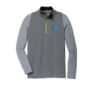 E-Wave Nike Dri-FIT Stretch 1/2-Zip Cover-Up