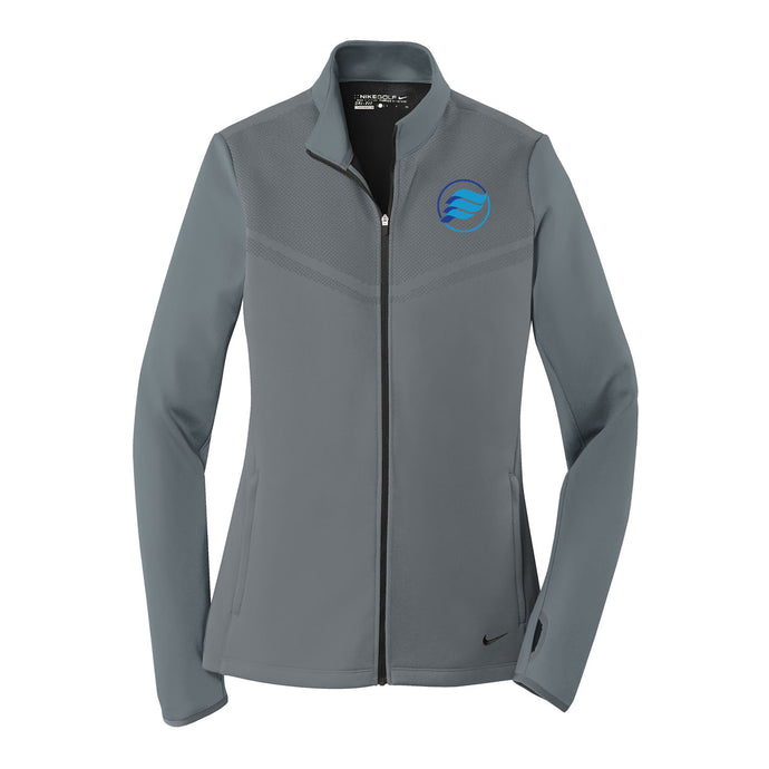 E-Wave Nike Ladies Therma-FIT Hypervis Full Zip