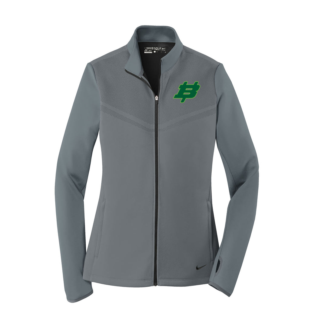 Badin Football Nike Ladies Therma-FIT Hypervis Full Zip