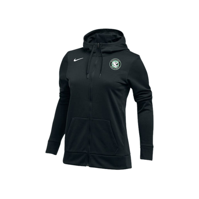 Harrison Volleyball 2020 - W NK THRMA HOODIE ALL TIME FZ-