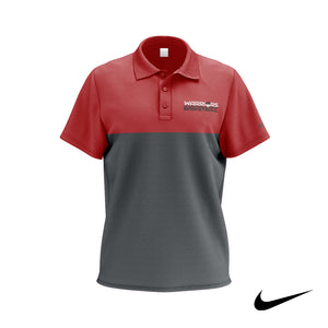 Fairfield Warriors Nike Colorblock Polo