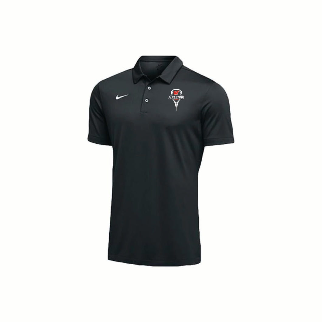 Lakota West Girls Lacrosse Nike Team Polo