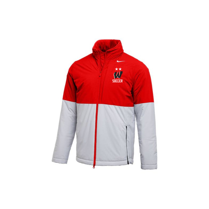 West Soccer 2020 - Nike Shield Heavy Weight Jacket (Red)