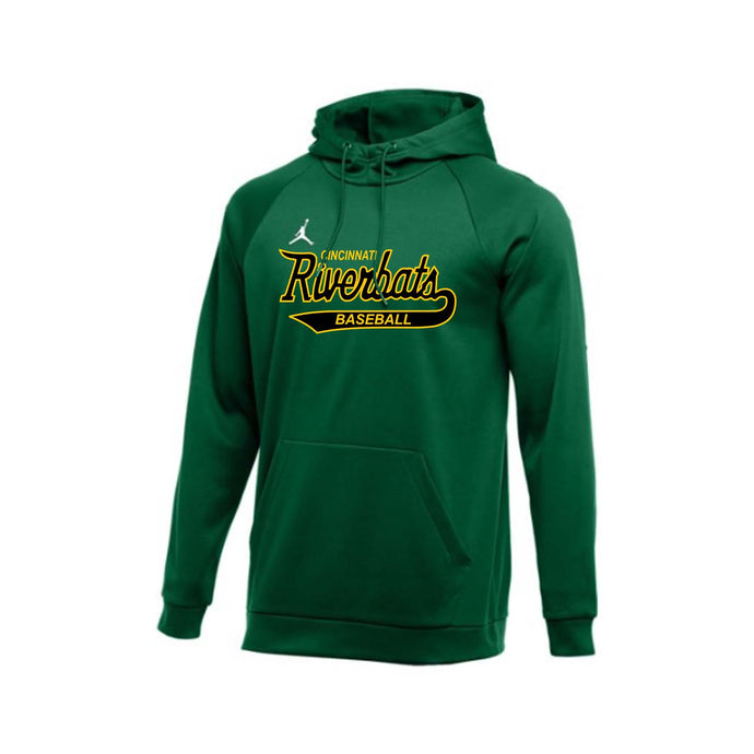Cincinnati Riverbats - Jordan Alpha Therma Hoodie (2 colors)