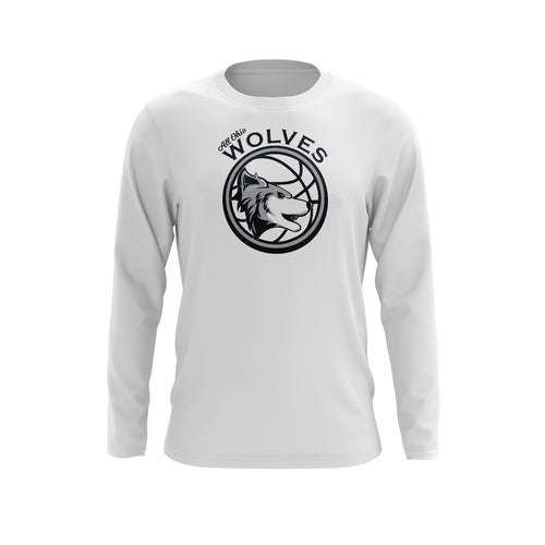 All Ohio Wolves Long Sleeve Tee